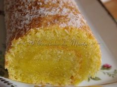 Leve ao forno a C durante 20 Portuguese Desserts, Portuguese Recipes, Sweet Recipes, Cake Recipes, Dessert Recipes, Good Food, Yummy Food, Different Cakes, Xmas Food