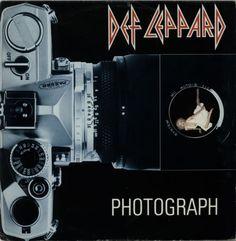 Def Leppard 45 RPM Cover https://www.facebook.com/FromTheWaybackMachine