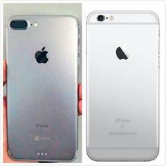 """Nos últimos tempos surgiu uma imagem que nos revela aquilo que pode ser o """"iPhone 7"""" e depois de a observarem vão perceber que a probabilidade de esta imagem ser real é bem elevada. A m…"""