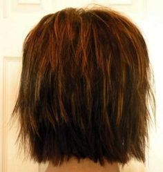 Short Shaggy Haircuts - Looking for a sexy short haircut with tons of appeal? Then you should try out one of many shag hairstyles. Shaggy Bob Hairstyles, Short Shaggy Haircuts, Shaggy Short Hair, Bob Hairstyles For Fine Hair, Hairstyles Haircuts, Bob Haircuts, Medium Hairstyles, Medium Hair Cuts, Short Hair Cuts