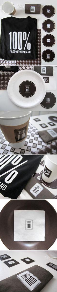 Terra Mia - Italian Fast Food (Project)
