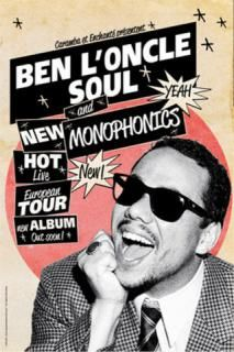 Ben L'Oncle Soul - sortie de son second album ! | loisiramag.fr