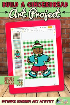 Need easy, NO PREP gingerbread activities for kids for both in-person & distance learning? Build a gingerbread man using festive holiday graphics! Teach Google Slides using basic computer skills. Digital template includes 170 moveable pieces of Santa hats, sweaters, scarves, dresses, pants, shirts, etc. Use this activity to discuss overlapping. Incorporate literacy into your lessons with the included writing prompts! Perfect for 1st grade - 3rd grade elementary students. | Glitter Meets Glue