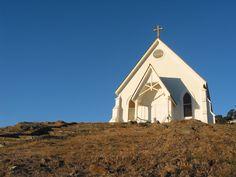 Old St. Hilarys in Tiburon, California