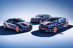 Jaguar F-TYPE R and XJ R RRV Bloodhound SSC