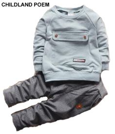 http://babyclothes.fashiongarments.biz/ Newborn Baby Boys Clothing Set Children's Clothes Gift Spring Casual Pocket T-shirt Pants 2pcs/Set Solid Kids Clothes Coat sets, http://babyclothes.fashiongarments.biz/products/newborn-baby-boys-clothing-set-childrens-clothes-gift-spring-casual-pocket-t-shirt-pants-2pcsset-solid-kids-clothes-coat-sets/, Newborn Baby Boys Clothing Set Children's Clothes Gift Spring Casual Pocket T-shirt Pants 2pcs/Set Solid Kids Clothes Coat sets Material: Cotton Si...
