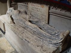Medieval Cadaver Tomb, Southwark Cathedral by Aidan McRae Thomson, via Flickr
