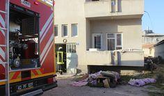 Konya Haber: Konya Karapınarda ev yangını