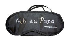 Schlafbrille - besondere Geschenkideen für die Schwangerschaft - gofeminin