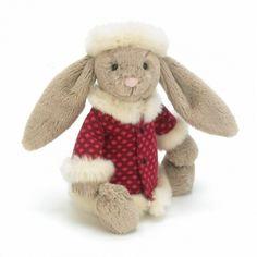 Comprar JellyCat BAD3WW - Conejo Betsy País de las Maravillas de Invierno