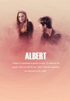 Albert ~Divergent~ ~Insurgent~ ~Allegiant~