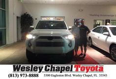 https://flic.kr/p/PVoADc | #HappyBirthday to Dawn and Tony from Amanda Baron at Wesley Chapel Toyota! | deliverymaxx.com/DealerReviews.aspx?DealerCode=NHPF