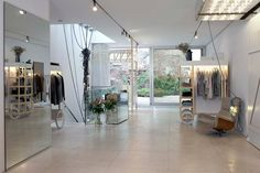 Amazing shop fit out #shop #interior #fashion #mura