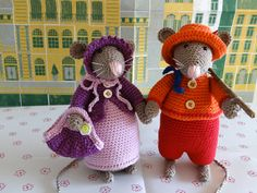 Mika and Madison Patterns from Aminette's World
