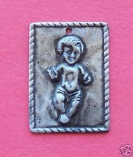 Tin/Silver Baby/Pregnancy/Fertility Milagro Ex Voto