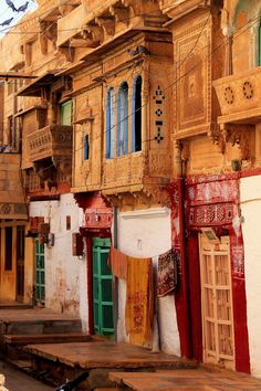 theadventuresofmo:  Jaisalmer, India. To see more photos, check out my post here:http://bit.ly/15AIg2E