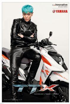 Big Bang for Yamaha Motors Thailand - T.O.P