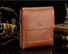 Kožená unisex taška cez rameno POLO (3) Card Case, Kate Spade, Polo, Unisex, Wallet, Cards, Polos, Maps, Tee