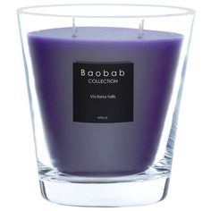 Baobab Collection Home All Seasons Maxi 16 Candle (6.565 RUB) ❤ liked on Polyvore featuring home, home decor, candles & candleholders, fillers, candles, purple, purple home decor, purple candles and purple home accessories