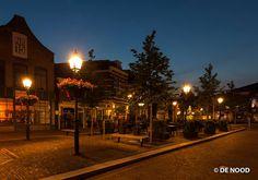 Maassluis by night #straatverlichting #DENOOD #buitenverlichting #armaturen #lantaarn #straatlantaarn