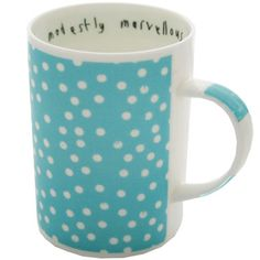 modestly marvelous mug