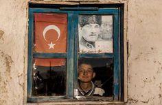 from PhotoPlay Almanak 2015 Turkey History, Republic Of Turkey, Turkish People, History Quotes, Pub Crawl, Through The Window, Tumblr Photography, Istanbul Turkey, My Hero