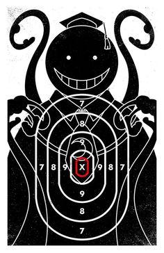 Koro-Sensei from Ansatsu Kyoushitsu/Assassination Classroom