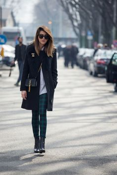 Italian Street Fashion 2014