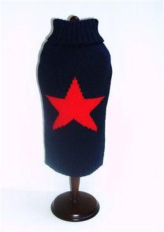 I'm A Star Dog Sweater