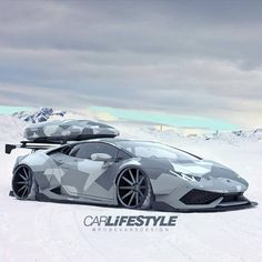 The perfect Snowmobile. • Design by @robevansdesign •