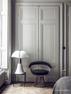 Maison Hand - réalisation appartement Lyon rue Bizolon - photos Felix Forest