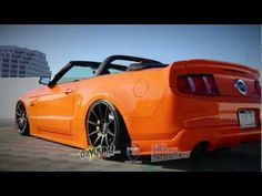 UTI / Tjin Edition 2012 Ford Mustang 5.0 GT Giveaway Car in Action.