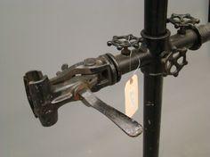 254: c. 1920's ELDI Bicycle Repair Stand : Lot 254