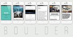 Boulder TypeEngine Theme (TypeEngine Themes)