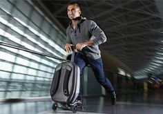 This would be cool to move quickly through BIG airports--but has a BIG price tag...
