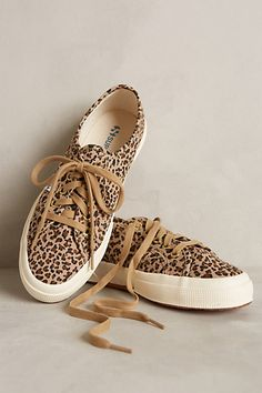 cute leopard print sneakers #anthrofave http://rstyle.me/n/rctavr9te