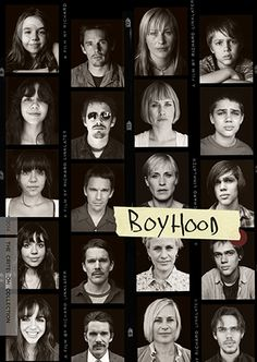 Boyhood (2014) - The Criterion Collection