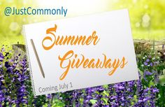 """#SummerGiveaways @JustCommonly! Lots of Winners #Win #BoxofBooks #BookBox. #Faves & #NotMyFaves. See list on post!"" http://justcommonly.blogspot.com/2017/07/summer-giveaways-on-just-commonly.html?utm_source=feedburner&utm_medium=email&utm_campaign=Feed%3A+JustCommonly+%28Just+Commonly%29"