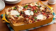 You'll find the ultimate Food Network Kitchens Sausage and Mixed Mushroom Lasagne recipe and even more incredible feasts waiting to be devoured right here on Food Network UK.