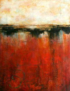 Original Abstract Painting Mixed Media Art on Etsy, $95.00