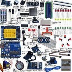 32 kit de aprendizaje leccion de arranque para arduino uno r3 lcd1602 servo motor de procesamiento - Categoria: Avisos Clasificados Gratis  Estado del Producto: Nuevo 32 Kit de aprendizaje lecciAn de arranque para Arduino UNO R3 LCD1602 Servo Motor de procesamiento 32 lecciones, soporte tAcnicoValor: GBP 22,89Ver Producto