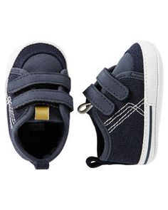 Carter's Sneaker Crib Shoes