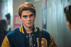 KJ Apa Makes an Unfortunate Comparison