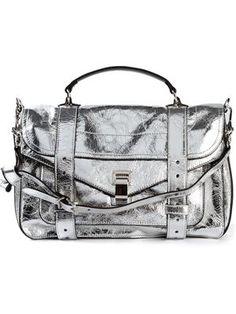 Designer Handbags   Purses 2014 - Farfetch Metallic Bag 198ad3f285ffd