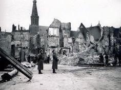 Broerstraat Nijmegen (jaartal: 1940 tot 1945) - Foto's SERC