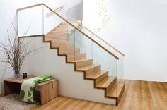 trapp glassrekkverk inne - Google-søk