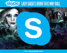 Skype brings you exclusive videos & pictures from the road on Lady Gaga's #BornThisWayBallTour #SkypeShare