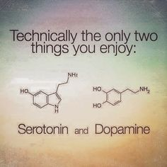 On #enjoying #dopamine #serotonin #love #joy #happiness #chemestry #chemestrylove