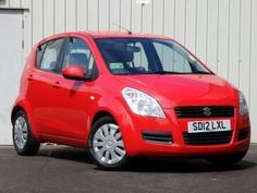 Used 2012 (12 reg) Red Suzuki Splash 1.0 SZ2 5dr for sale on RAC Cars