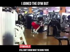 Gym Fail: I Joined The Gym  http://www.gymaholic.co/motivation/gym-fail-i-joined-the-gym-but-still-dont-know  #fit #fitness #fitblr #fitspo #motivation #gym #gymaholic #workouts #nutrition #supplements #muscles #healthy
